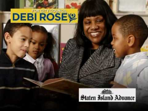 Debi Rose For City Council