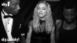 madonna sticky & sweet tour backstage -part3-
