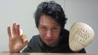 Handmade Wooden Guitar Pick