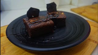 how to make   PREFECT BROWNIE   easy way   Aryan hamav   7 Ingredients  