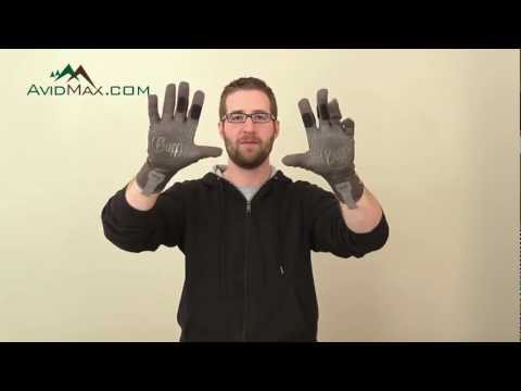 Buff Sport Series MXS Wet / Dry Gloves Product Tour