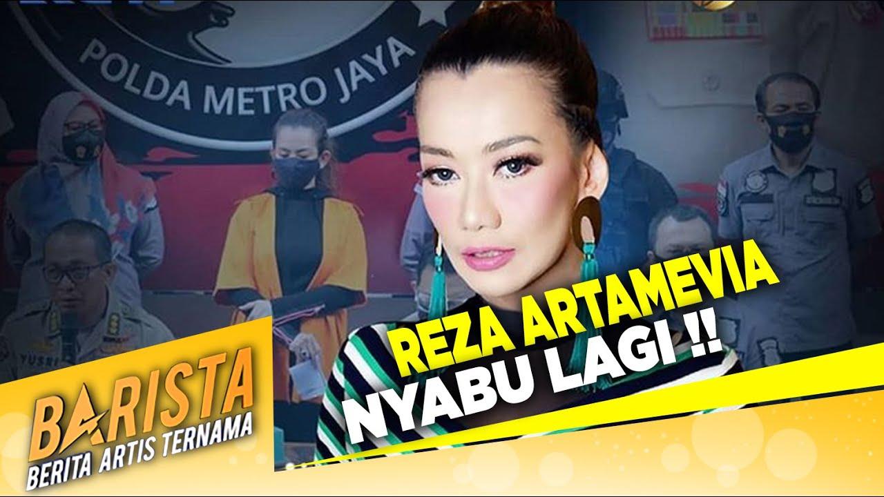Jejak Kelam Reza Artamevia Menjadi Selebriti Wanita Tertua Terjerat Narkoba !! – BARISTA 12/09