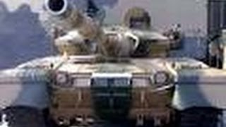 The Pakistan tank Al-Khalid