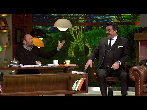 Beyaz Show - Ali Sunal Beyaz Show'u Devraldı!