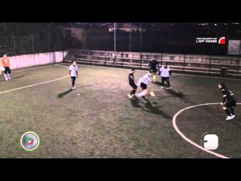 To Work 8-5 Turati | Serie A - 17ª | Top Gol - Paoletti Valerio (TOW)