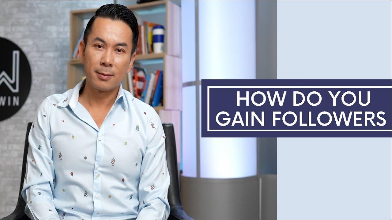 How Do You Gain Followers