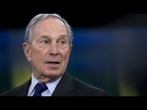 Mike Bloomberg: The Harder You Work the Luckier You Get