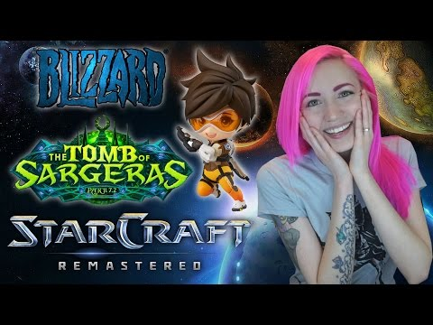 EU WoW Services PRICE INCREASE?   7.2 Overwatch Toxicity & Starcraft Remastered   Blizzard News