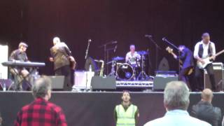 Black Sorrows -  Daughters of glory, HX Festival, Helsingborg, Sweden 150829