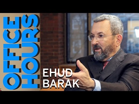 Ehud Barak: ISIS Must Be Defeated by Muslims
