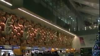 Indira Gandhi International Airport,Delhi,India 2015 !