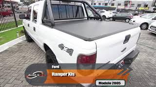 FORD RANGER XLS (C.Dup) 4X4 2.8 EM EXCELENTE ESTADO SOMENTE AQUI NA ALDO'S CAR MULTIMARCAS