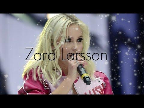 Zara Larsson Real Voice (Without auto-tune)