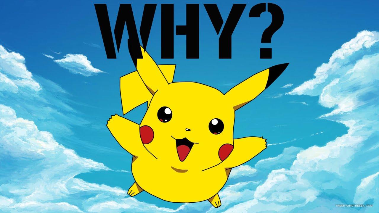 Why mega evolve special pikachu youtube - Mega evoulution ...