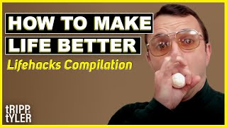 How to Make Life Better - Lifehack Compilation