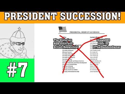 Europa Universalis IV Presidential Succession Game! #7
