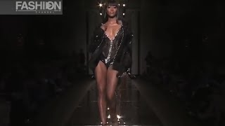 NAOMI CAMPBELL special for 'ATELIER VERSACE' Haute Couture Autumn Winter 2013 2014 Paris HD