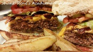 Bbq Bacon Cheese Burger - Episode 49