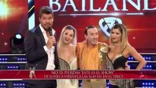 Showmatch 2014 - La virtuosa salsa en trío de Aníbal Pachano, Sofía y Laurita Fernández