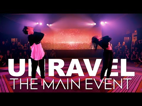 Unravel - Sabrina Claudio feat Kaycee & Sean | The Main Event | Tessandra Chavez Experience
