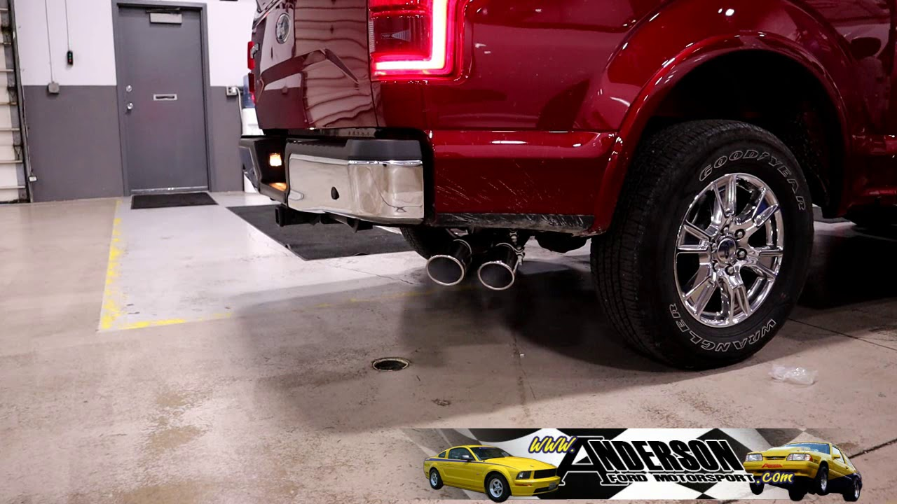 best sounding exhaust for f150 ecoboost