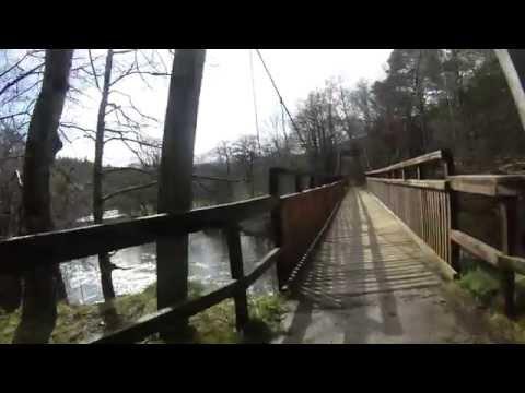 ACE - Cycle Route Survey - Callander to Strathyre, Trossachs