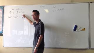 Implicit Differentiation - example question