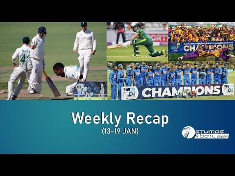 Weekly Recap- Rabada Ban | BCCI Awards | AB De Villers Comeback | BPL 2020 Winner | IND Win Over Aus