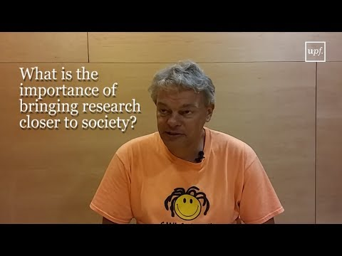 Interview with Edvard Moser, Nobel Prize in Physiology or Medicine 2014