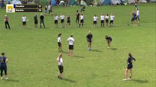 2019 Windmill - Womens Round 3 - Field 6 - Sweden vs Austria