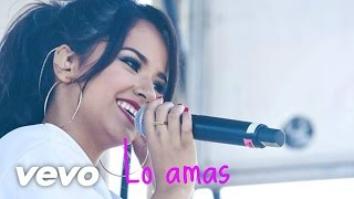 Becky G You Love It (letra español)