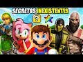 8 Secretos en los Videojuegos que No Existen