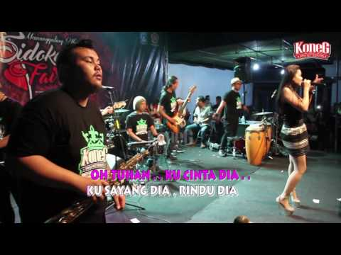 KARAOKE - Ana Viana Feat KONEG LIQUID - DIA anji [Cover KONEG JOGJA] [SIDOKARTO Fair#2]