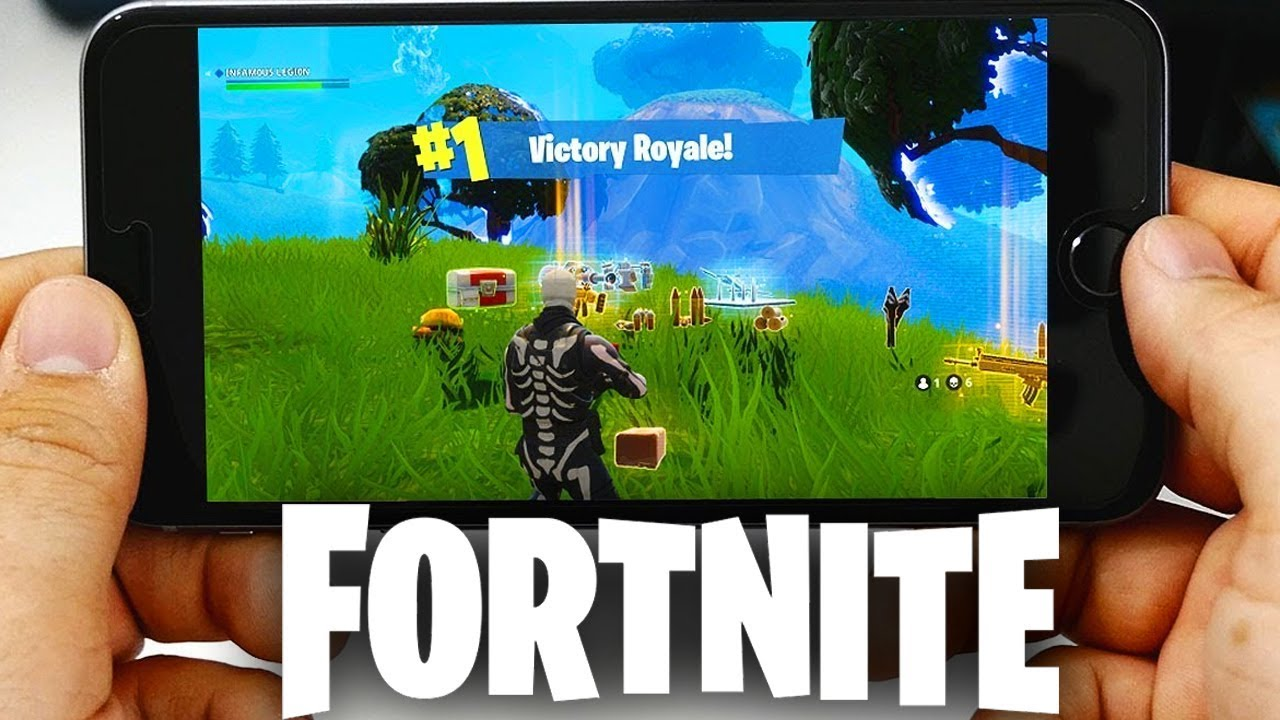 Fortnite iOS Early Review Roundup: A Mobile Smash | Tom's Guide
