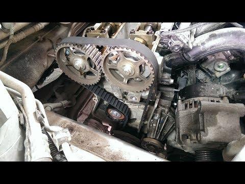 замена ГРМ / Ford Focus 2 100 л.с.