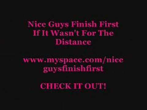 why nice guys finish first