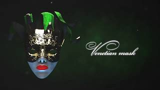 Venetian mask in Cinema 4D (Demo)