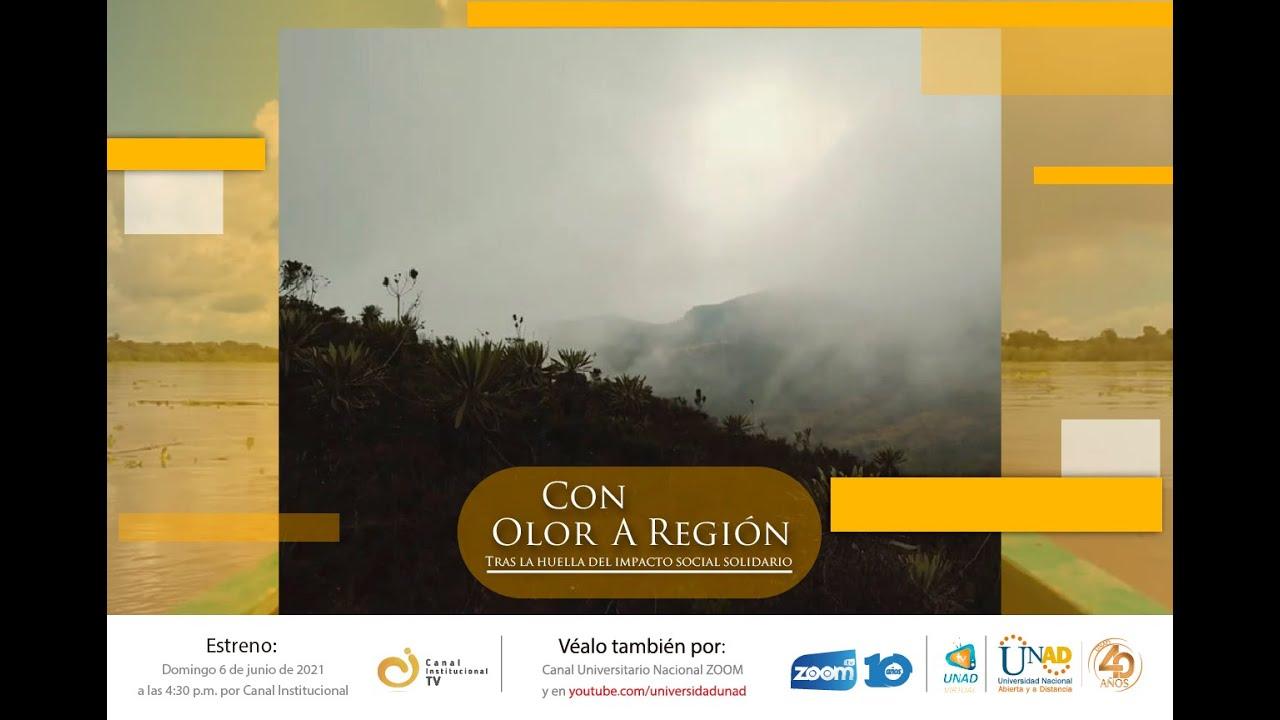 """Con Olor a Región """"EL PÁRAMO, FUENTE HÍDRICA DE SIBATÉ""""."""