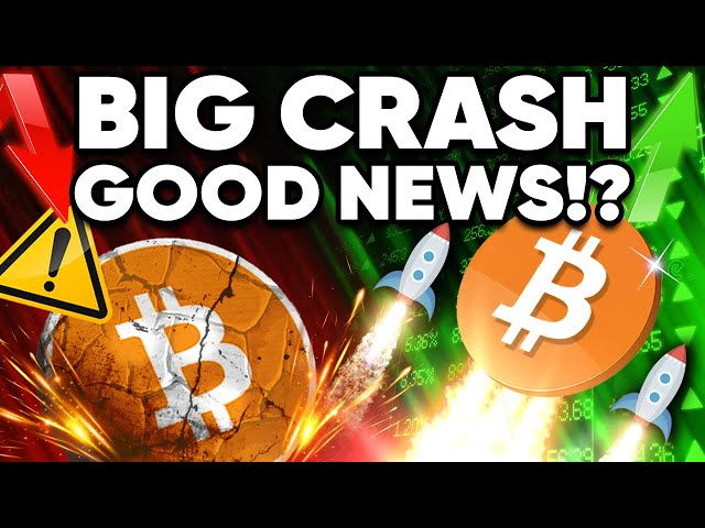 WARNING! There'll Be One More BIG CRASH!! Why This Is GOOD!!!