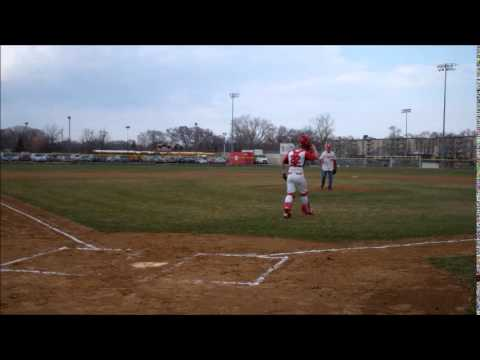 Timothy Christian Baseball Park Place First Pitch