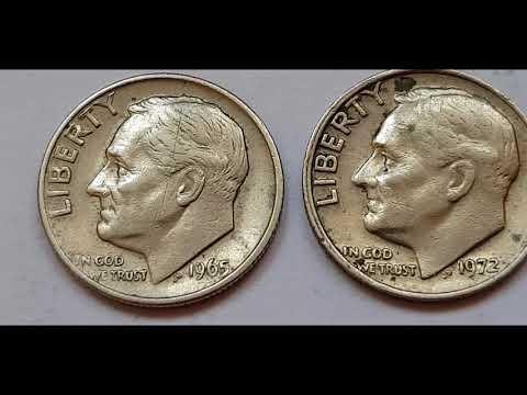 $800 Price Error Roosevelt Dime Coin   US Coins Worth Money