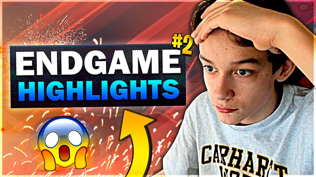 SEMI-FINALE TRYHARD [GAUNTLET ENDGAME HIGHLIGHTS #2] :: Fortnite Dansk
