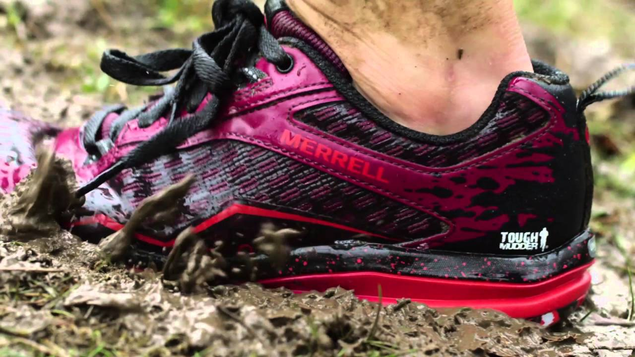 Merrell | Behind the Shoe – All Out Crush Blog