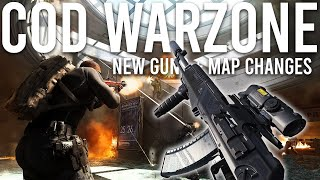 Call of Duty Warzone - New Guns + Map Changes! ( Season 5 is LIVE! )