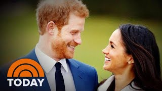 Royal Wedding: Ancient Rituals With A Celebrity Twist | TODAY