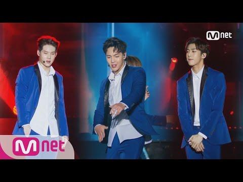 [M Super Concert] MONSTA X(몬스타엑스) _ TRESPASS(무단침입) KCON 2016 Abu Dhabi
