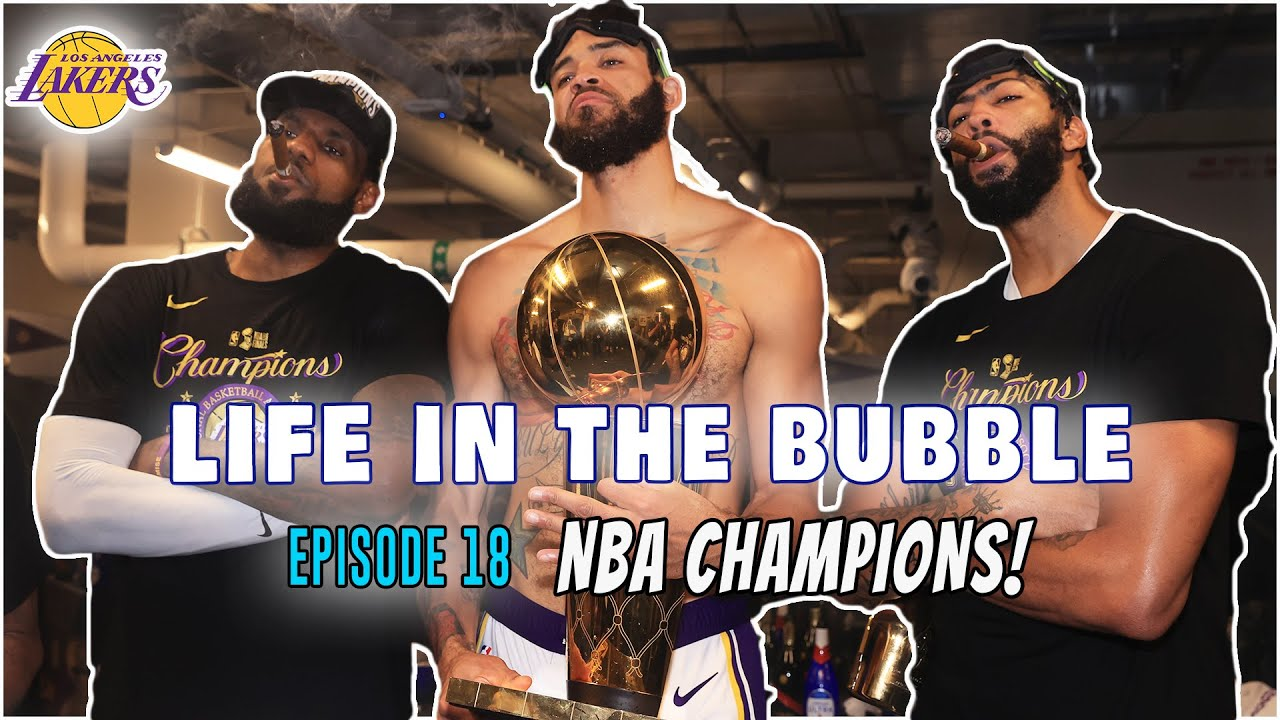 Download WE ARE NBA CHAMPIONS!!! | Life in the Bubble - Ep. 18 (Season 1 Finale) // JaVale McGee Vlogs