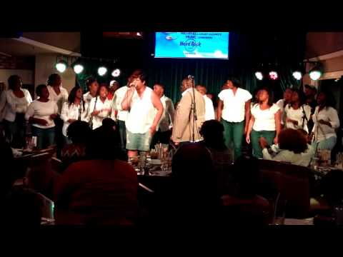 Jeffrey Williams and the Voices of Inspiration 09212015