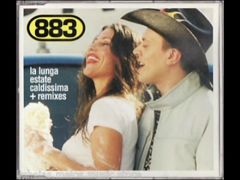 883 - La Lunga Estate Caldissima (Happy Summer Remix)