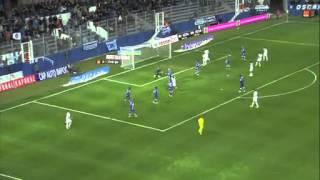 Чемпионат Франции. 09.11.2013. Бастия - Ренн 1-0